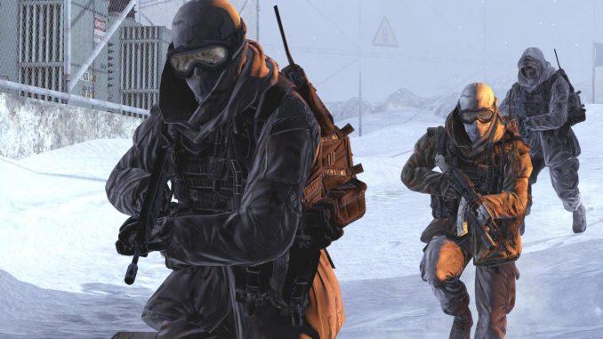 Call of Duty: Modern Warfare 2: Call of Duty Modern Warfare 2: Map Call Of Duty Modern Warfare Map Packs on