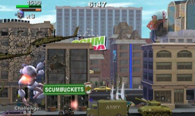 Rampage: Total Destruction: Mit Monstern Städte zerstören › News ...