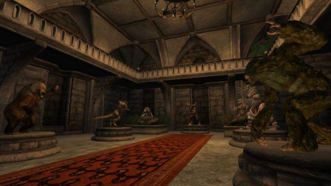The Elder Scrolls Iv Oblivion Take2 überrascht Mit Dem Neuen Teil