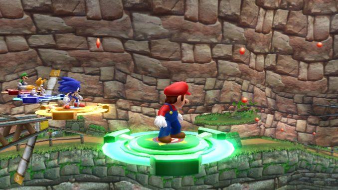 Mario Sonic Bei Den Olympischen Spielen London 2012 Launch