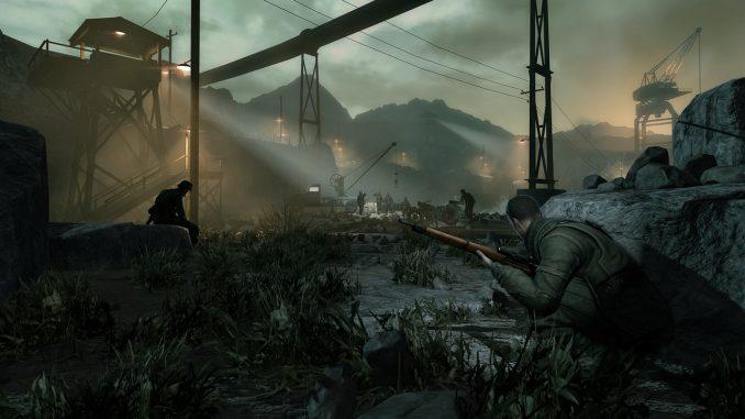 Sniper Elite V2 Ein Schuss Und Du Bist Tot Reviews Demonews