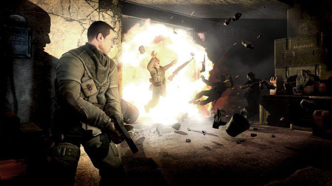 Sniper Elite V2 Die Realistischste Militarische Scharfschutzen