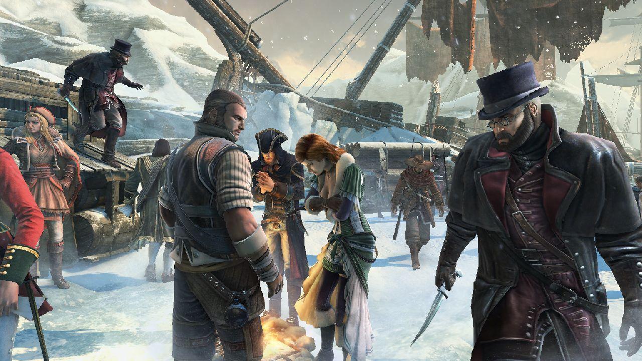 Assassin's Creed 20 Die Tyrannei von König George Washington ...