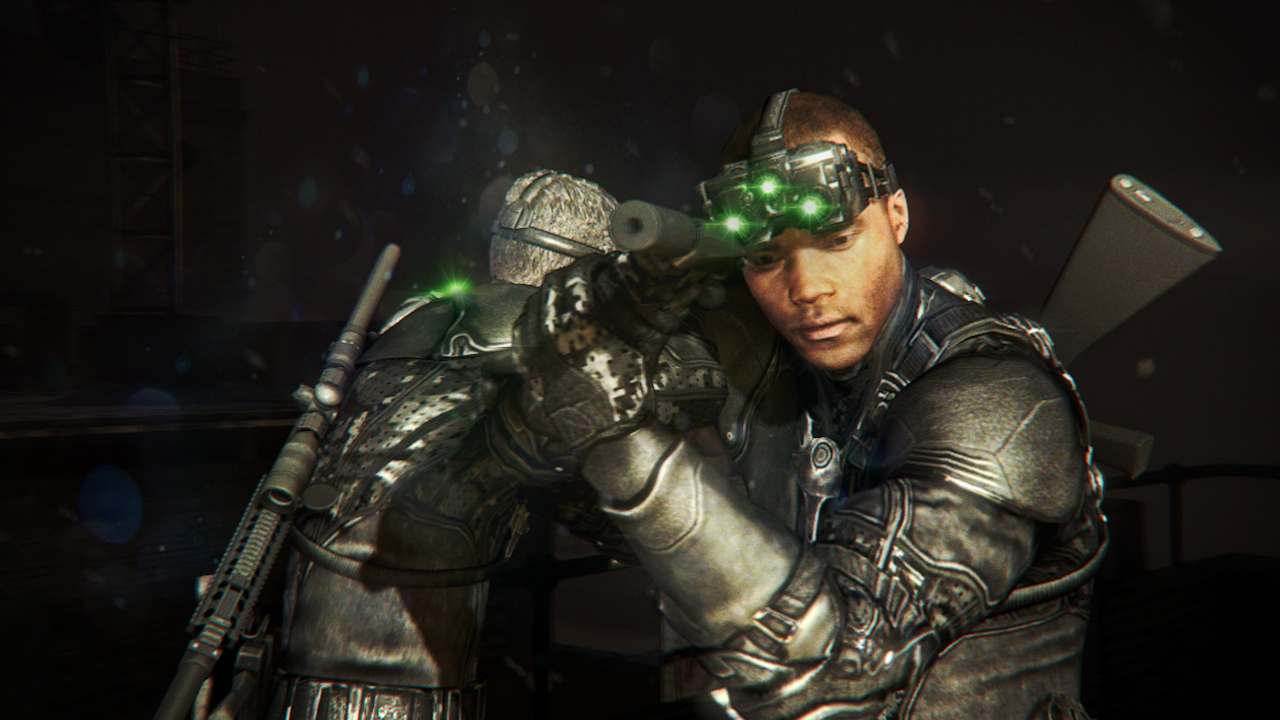 Splinter Cell: Conviction Interview « Video Games Daily
