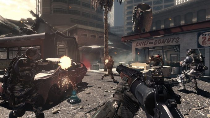 Call of Duty: Ghosts: Neue DLC-Maps › News › DemoNews Call Of Duty Ghost Dlc Maps on